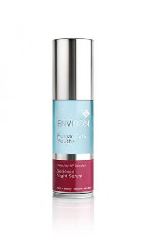 The new night serum from Environ